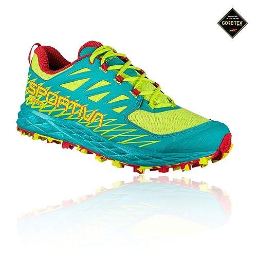 La Sportiva Women s Lycan Woman GTX Trail Running Shoes  Amazon.co ... b8e6c3ce603