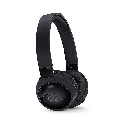 JBL Tune 600 BT ANC - Auriculares inalámbricos con Bluetooth y cancelación de ruido, sonido