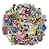 Dr.Qiiwi Cool Sticker 100 pcs Random Vinyl Car Stickers for Adult,...