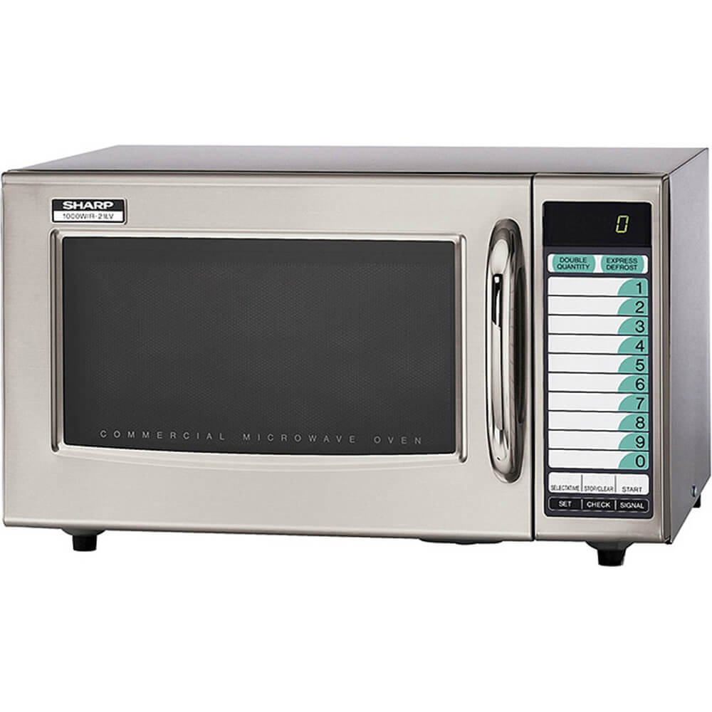 Amazon.com: Sharp Medium-Duty Commercial Microondas Horno ...