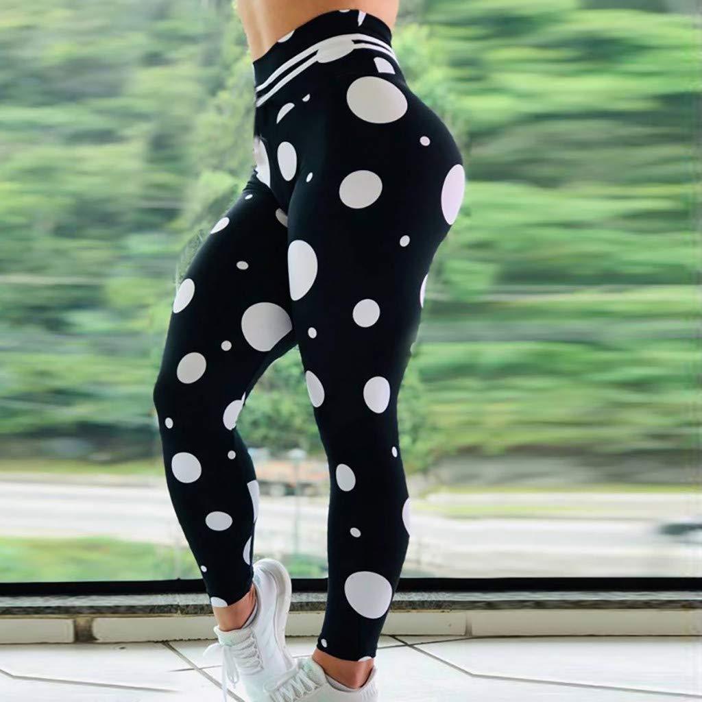 Fitness Sports Exercise Running Jogging Pants Meet/&sunshine Womens Yoga Leggings