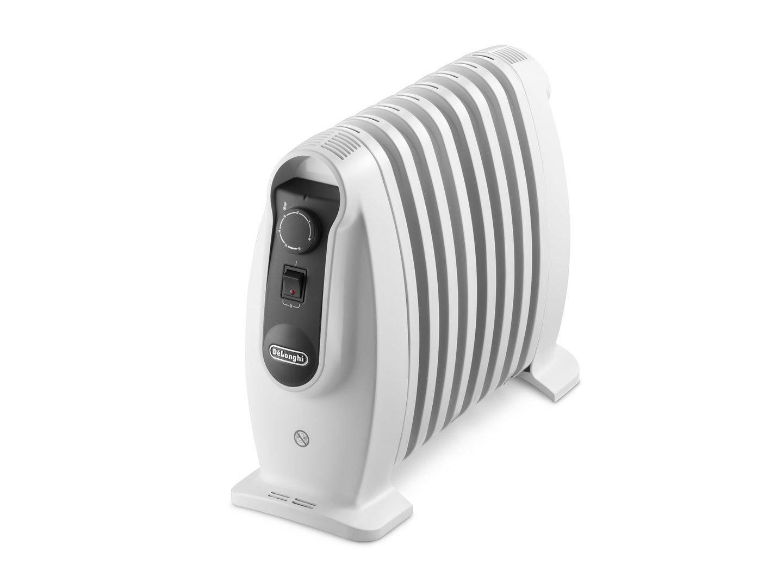 Delonghi safe heat oil filled radiator - Delonghi Trns0505m Oil Filled Radiator White