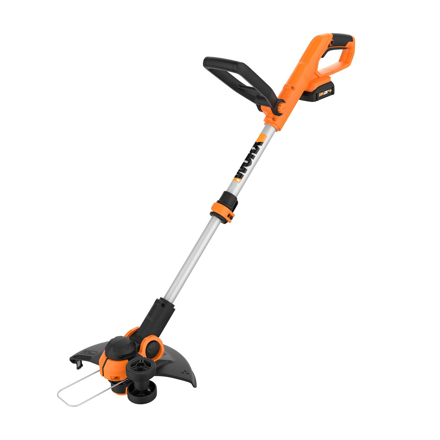 Worx WG162 20V 12 Cordless String Trimmer Edger, Battery and Charger included