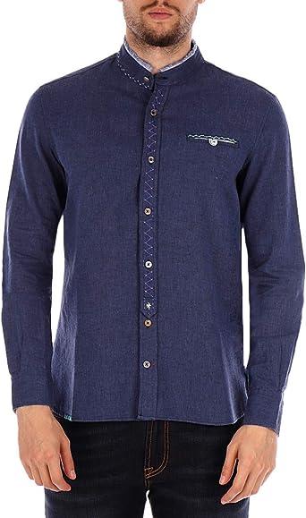 Bob Camisa Azul Japon XXL: Amazon.es: Ropa y accesorios