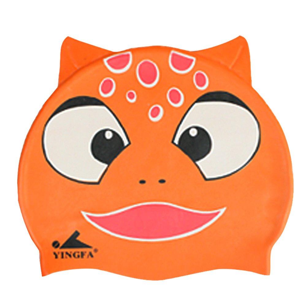 Gorra de Natación para Niños Cool Moolecole Personalizada Animales ...