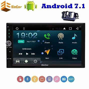 7 pulgadas de cuatro n¨²cleos HD Android 7.1 NO accesorios del coche DVD con
