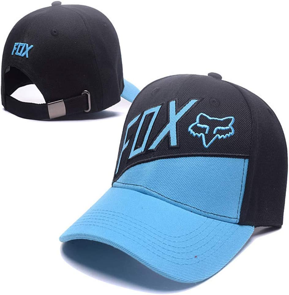 sdssup Motorsports Casual Hat Fox Fox Monster Stretch Cap Gorra de ...