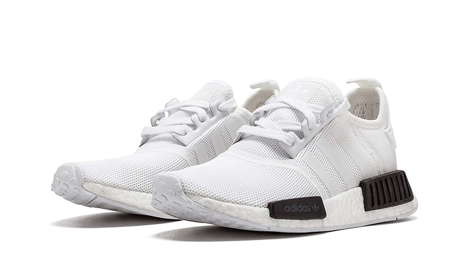 b3efad3eb93e6 adidas BB1968 Men NMD_R1 White/Black
