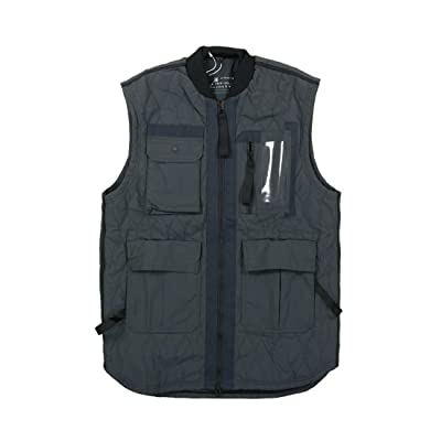 Adidas Consortium Day One Men Utility Vest (gray / solid grey)