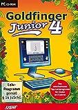 Goldfinger Junior 4.0 - Das erfolgreiche Tipp-Programm für Kinder ab 8 Jahren (CD-ROM)