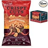 Field Trip Gluten Free, High Protein, Sweet Chipotle Pork Rinds, 2.5oz Bag, 10 Count For Sale