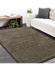 Color&Geometry Soft Fluffy Area Rugs, Anti-Skid Floor Carpet, Indoor Shaggy Plush Rug for Hallway, Nursery, Kids Room, Bedroom and Living Room, 6.5x9.8 feet