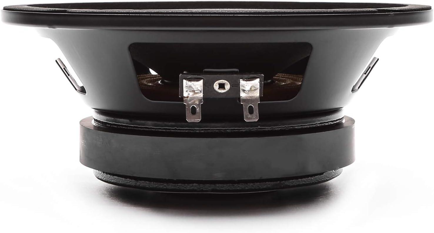 Each Skar Audio FSX65-8 6.5 300 Watt 8 Ohm Pro Audio Midrange Loudspeaker