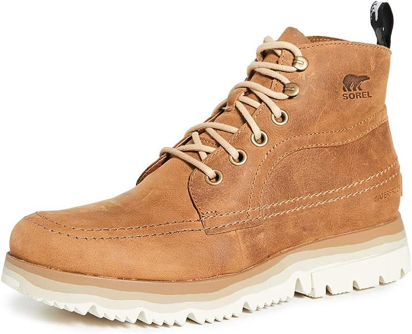 Atlis Chukka Waterproof Boots