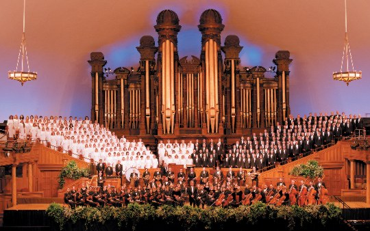 Mormon Tabernacle Choir On Amazon Music