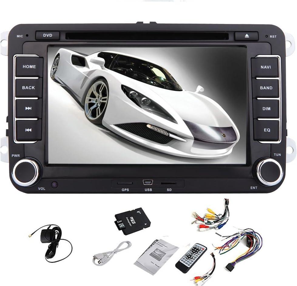 Accesorio de Canbus 7 2DIN coches reproductor de DVD Radio Est ...