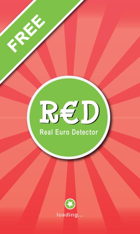 RECONOCE BILLETES FALSOS Real Euro Detector: Amazon.es: Appstore para Android