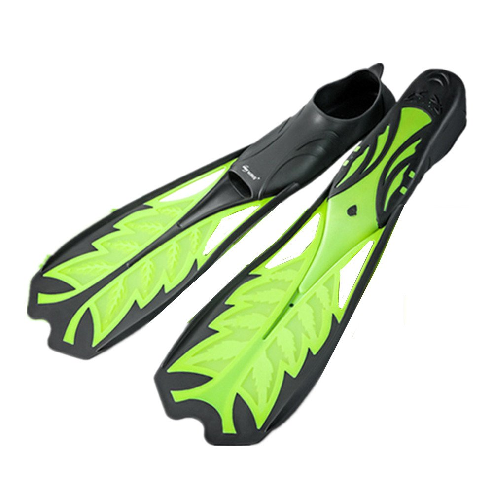 Yuybei-SP Fins Short Snorkeling Swim Fins Diving Fins Flippers for Swimming,Snorkeling,Aquatic Activity Snorkeling Or Water Sports Suitable for Swimming Diving and Snorkeling (Size : S) by Yuybei-SP