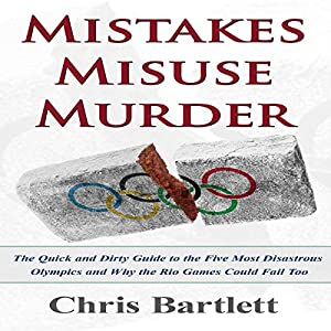 Mistakes Misuse Murder Audiobook