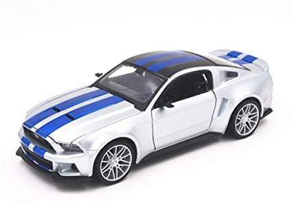 Buy Maisto 1:24 Need For Speed 2014 Ford Mustang Diecast Model