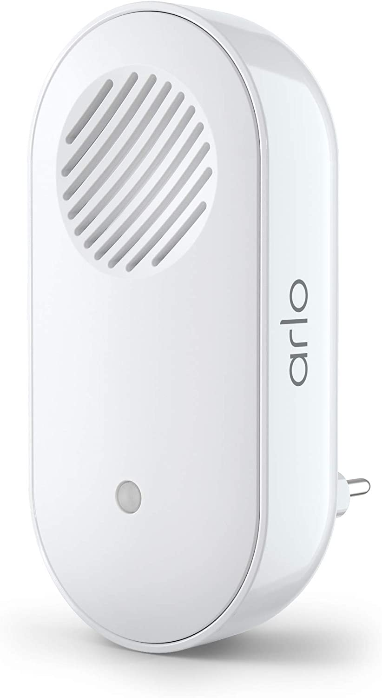 Accessoire certifie Arlo | Arlo Smart Chime 2 | Alerte Audio |...