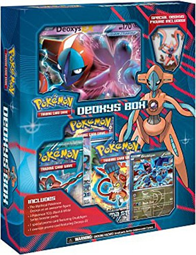 - Trading Card Game Pokemon: Deoxys Box