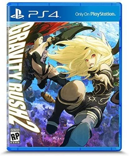 Amazon Gravity Rush 2