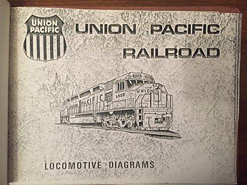 (Union Pacific Railroad Locomotive Diagrams 1972)