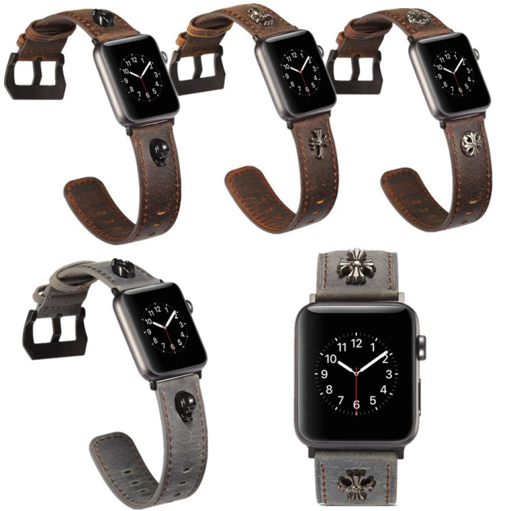 Amazon.com: DK&T Watch Band Suit Compatible with Apple Watch ...