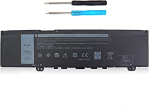 Shareway 11.4V 38Wh Replacement Laptop Battery Compatible with Dell Inspiron 13 5370 7370 7373 7380 7386 Vostro 13-5370-D1505S P/N F62G0 RPJC3 39DY5 P83G CHA01 F62GO