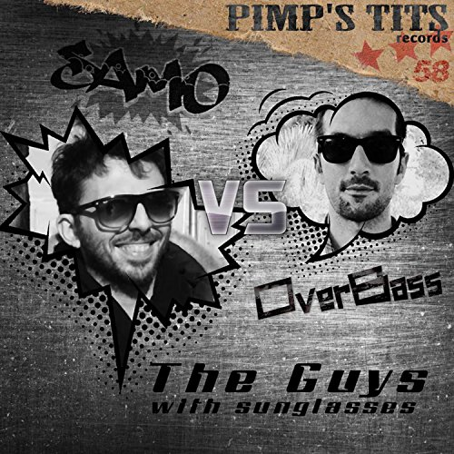 The Guys with Sunglasses (P3 Ulver Kaos - Guy Sunglasses Dance