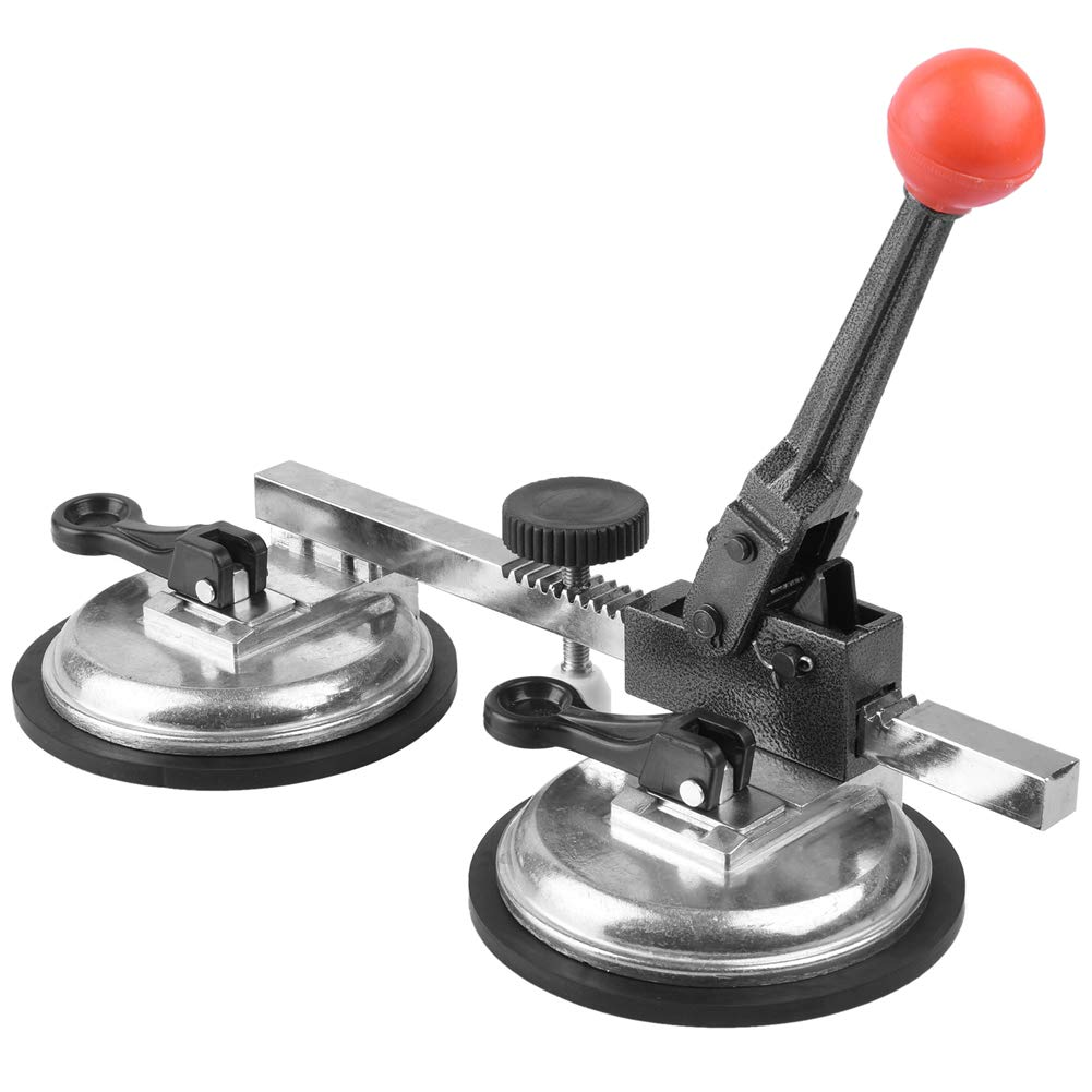 """IMT Seam Setter with 4.9"""" Vacuum Suction Cup for for Seam Joining and Leveling, Professional Countertop Installation Seaming Tool for Granite, Stone, Marble, Slab"""