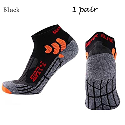 3 Pack Bright Color Low Cut Sports Socks For Men