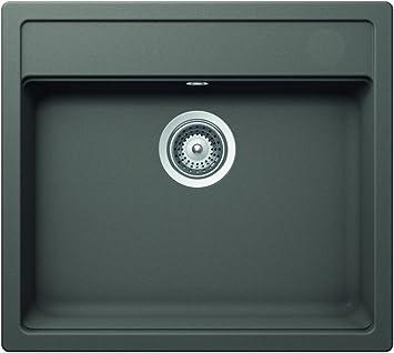Schock For You N100sil Cristadur Bowl Inset Kitchen Sink Mono N