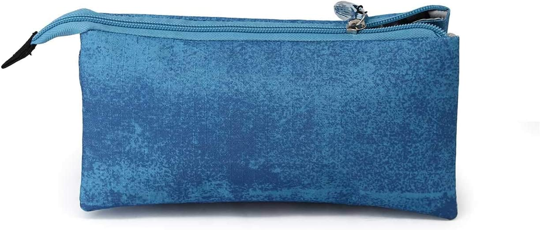 Los Descendientes 3 Azul Esmeralda-Estuche Portatodo Triple: Amazon.es: Equipaje