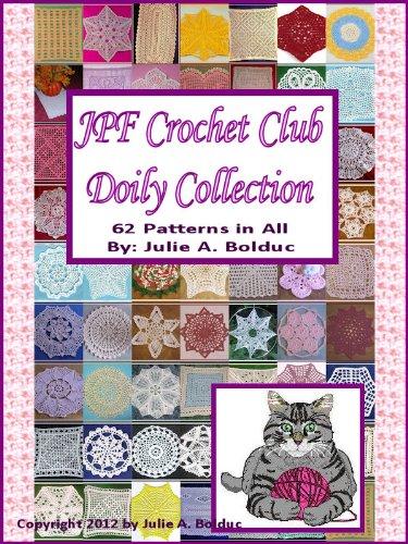 JPF Crochet Club Dishcloth & Scrubby Collection