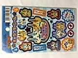 YoKai Watch Sticker Collection Japanese Anime Seal Japan Import