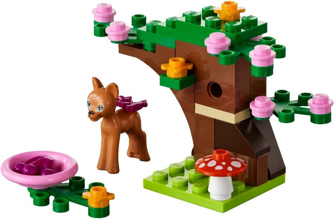 Lego animal minifigure Deer Fawn for zoo 41023