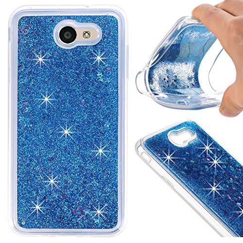Quicksand Star Liquid Case, Surpriseyou Twinkle Little Stars Moving sand Liquid Shiny...