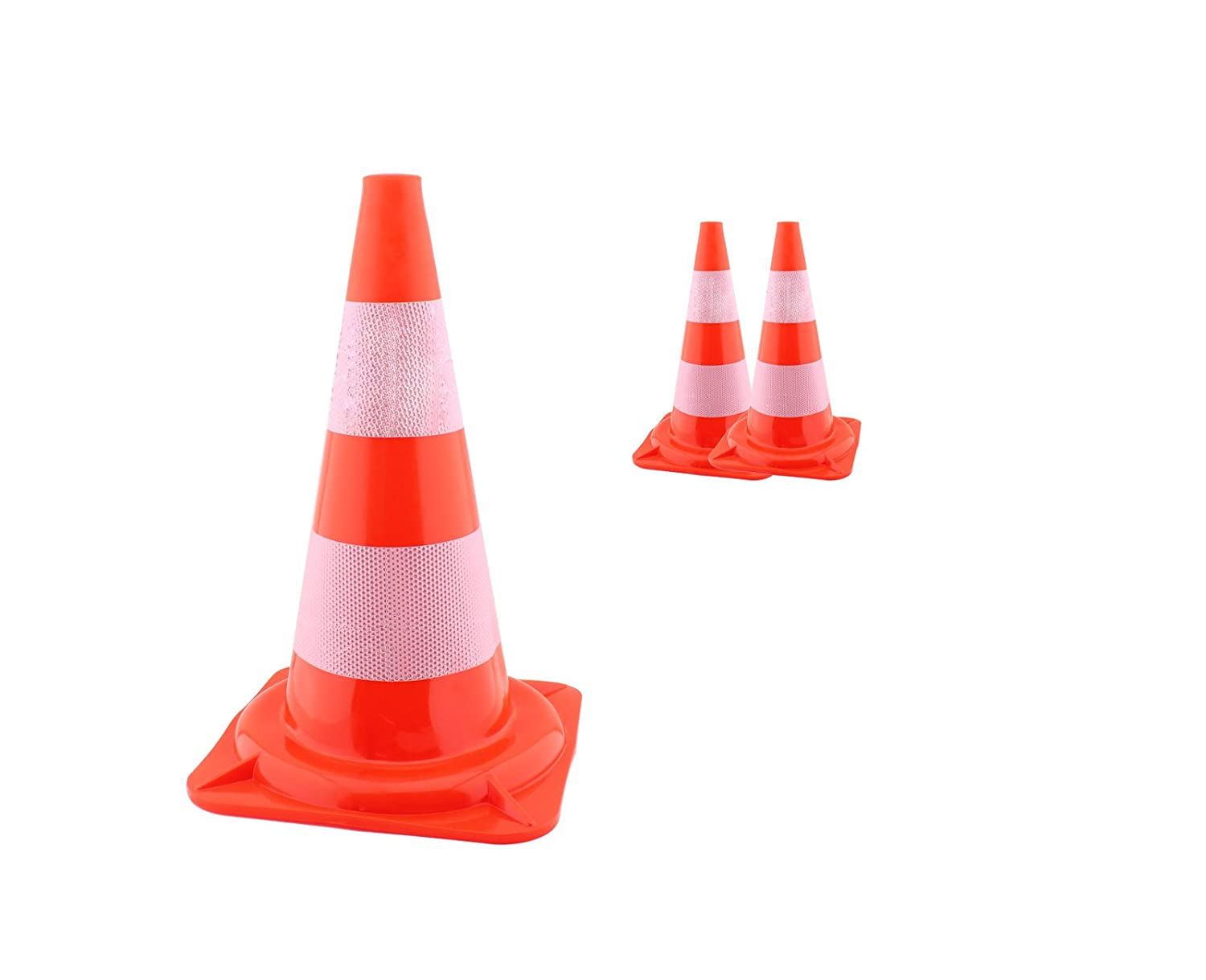 Set of 2  Traffic Traffic Cone Pylone Warning Cone Hats Lü becker Hat Parcours myowntrade