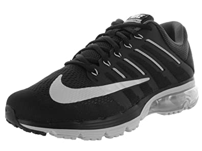 ba397de367 Nike Men's AIR MAX Excellerate 4 Black/White-Dark Grey Running Shoes ...