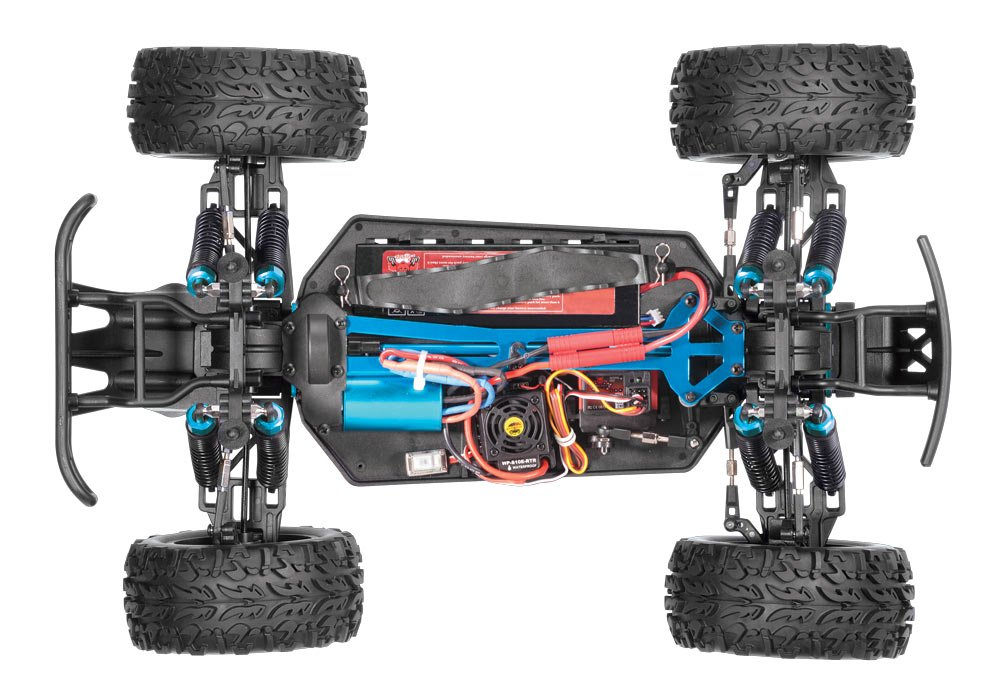 Volcano EPX Pro 1/10 Scale Brushless Truck Silver by Redcat Racing (Image #8)