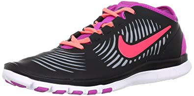 3619744cd0a1 Nike Women s NIKE FREE BALANZA (BLACK ATOMIC RED) WMNS TRAINING SHOES 8  Women