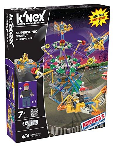 K'NEX 13410 Supersonic Swirl Building Kit