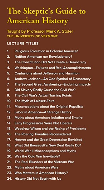 Counting Number worksheets free us history worksheets : Amazon.com: The Great Courses: The Skeptic's Guide to American ...