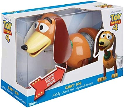 JP Toy Story- Slinky Dog Jr Figura, Color (Flair Leisure Products ...