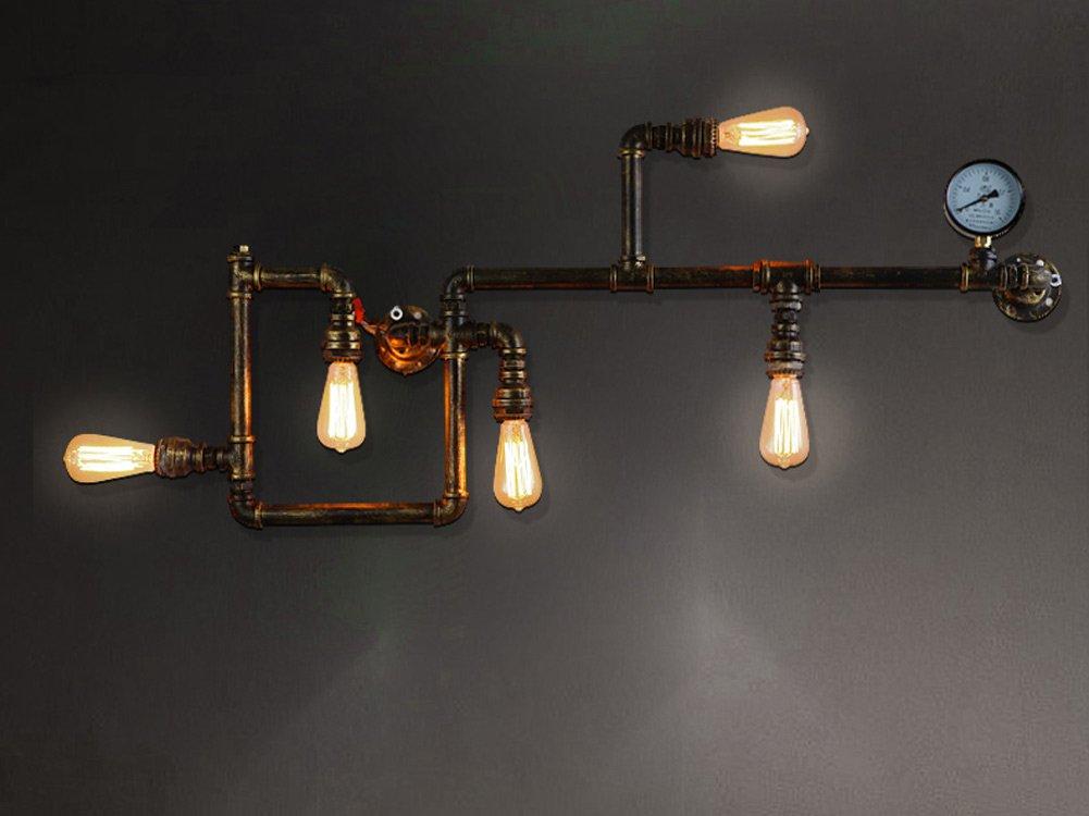 wandleuchte ohne strom amazing luminea mit leds und pirsensor ip with wandleuchte ohne strom. Black Bedroom Furniture Sets. Home Design Ideas
