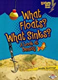 img - for What Floats? What Sinks?: A Look at Density (Lightning Bolt Books) book / textbook / text book