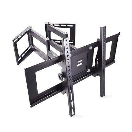 sunydeal corner tv wall mount bracket for 30 65 inch samsung lg vizio sony sharp