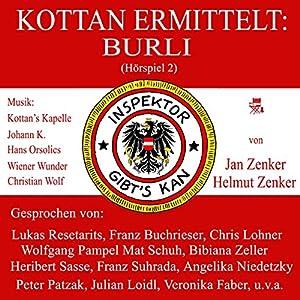 Burli (Kottan ermittelt - Hörspiel 2) Hörspiel